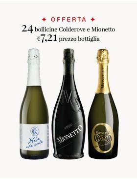 Colderove vendita online prosecco vini spumanti vini for Offerta telecom per clienti da piu di 10 anni