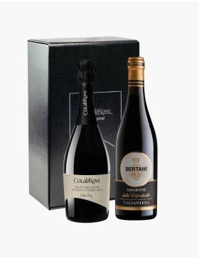 Prosecco Superiore e Amarone - astuccio 2 bottiglie