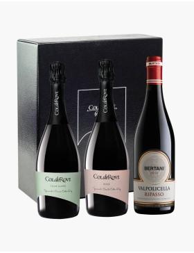 Gran Cuvée Rosè Spumante Valpolicella Ripasso - astuccio da 3 bottiglie