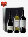 Prosecco Chardonnay Cabernet - astuccio da 3 bottiglie
