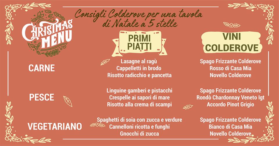 Menu Di Natale Tradizionale Veneto.Trasforma Il Tuo Pranzo Di Natale Con Un Menu A 5 Stelle