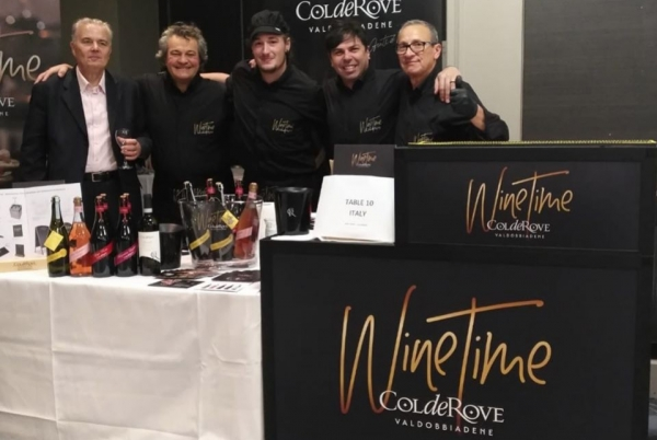 Colderove shows WineTime