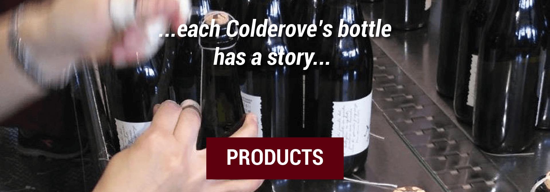 Colderove wines