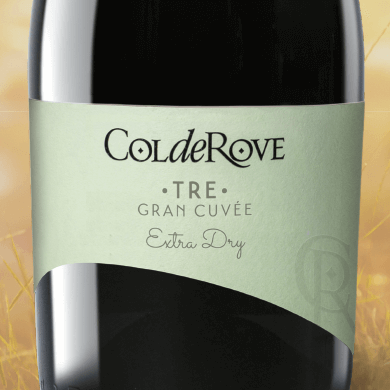 Spumante Tre Extra Dry Colderove