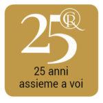 Colderove Logo-25-anni